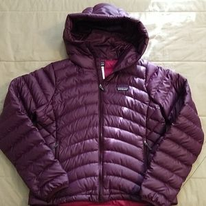 Patagonia Down Hooded Puffer